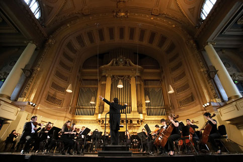 The Yale School of Music Arts Arena Recital Claudia Rosenthal