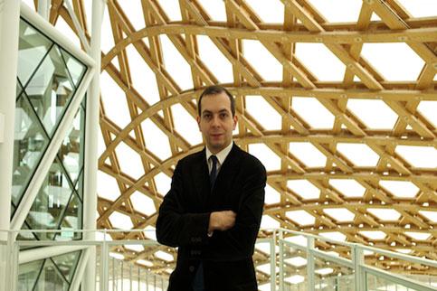 Laurent Le Bon, contemporary art curator