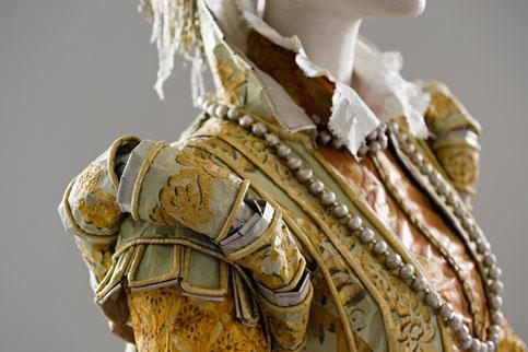 Isabelle de Borchgrave, artist and sculptor