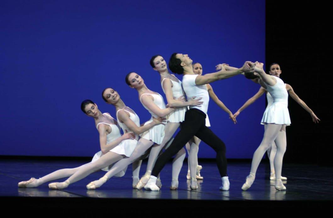 ArtsArenaPLUS.  A Balanchine Evening