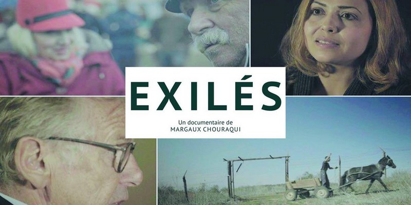 EXILED, a documentary by Margaux Chouraqui