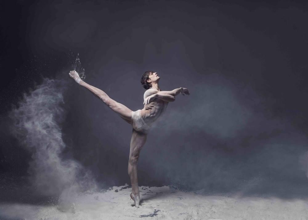 An Evening with Stuttgart Ballet Principal Dancer FRIEDEMANN VOGEL