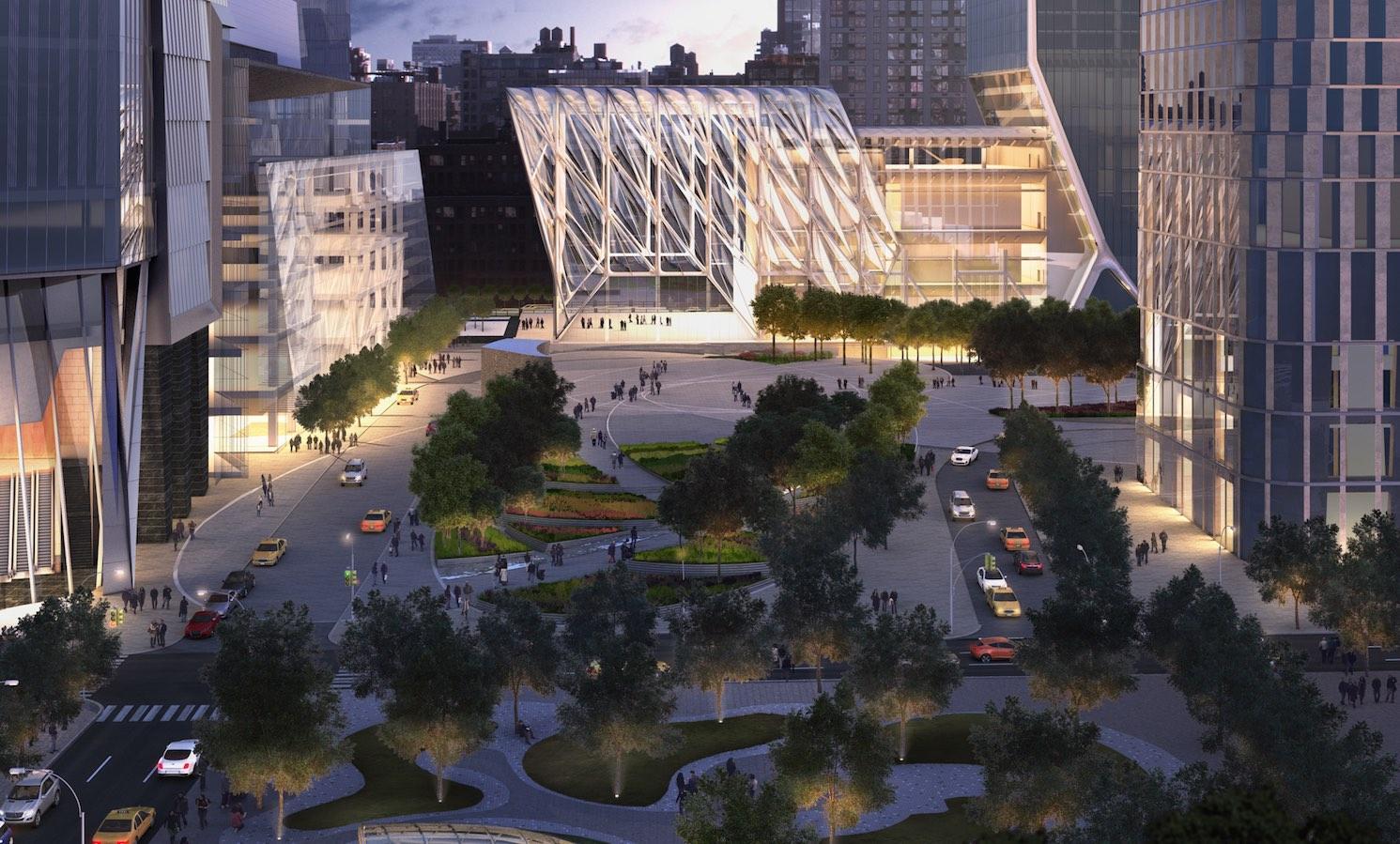 The Arts Arena | Municipal Art Society, Paris-New York Series on Cities