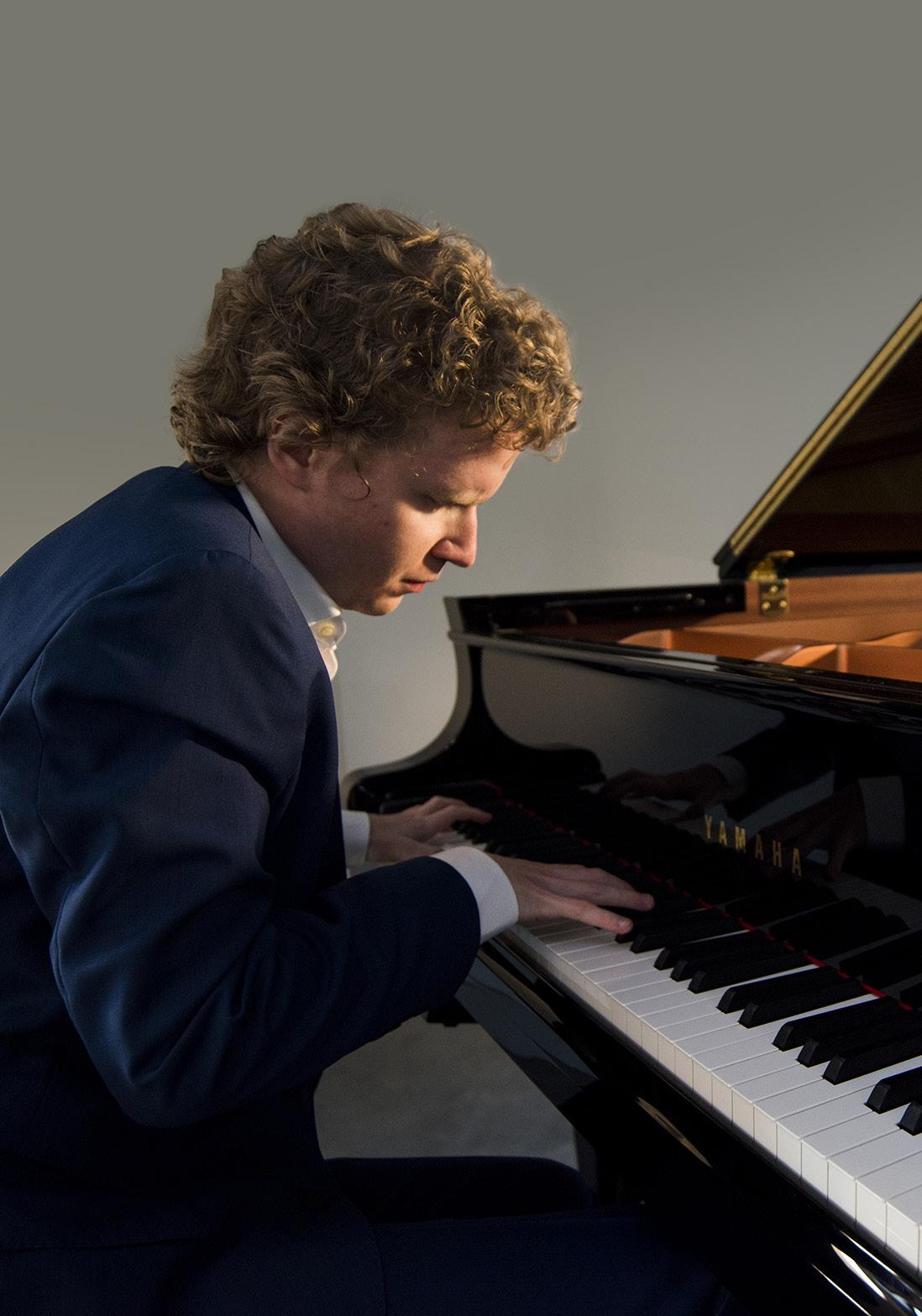 NIKOLAY KHOZYAINOV, pianist
