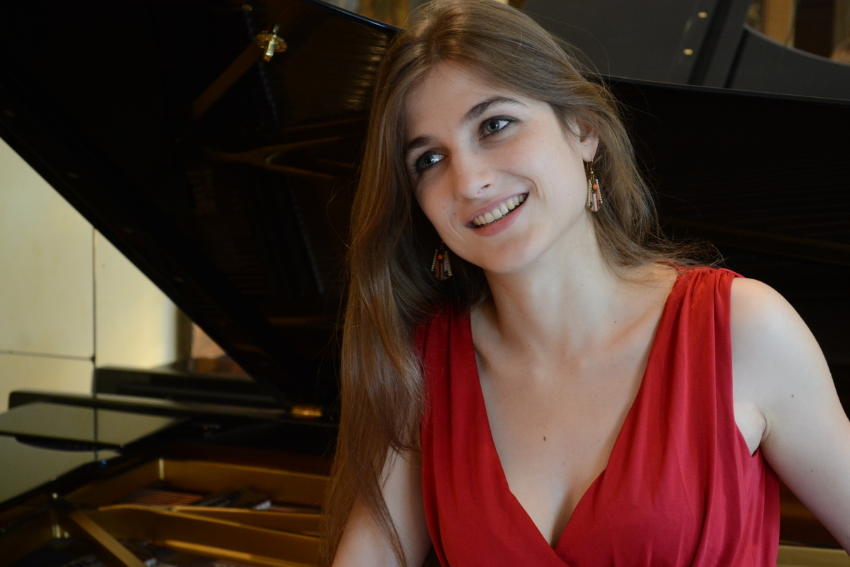ORLEANS INTERNATIONAL PIANO COMPETITION RECITAL