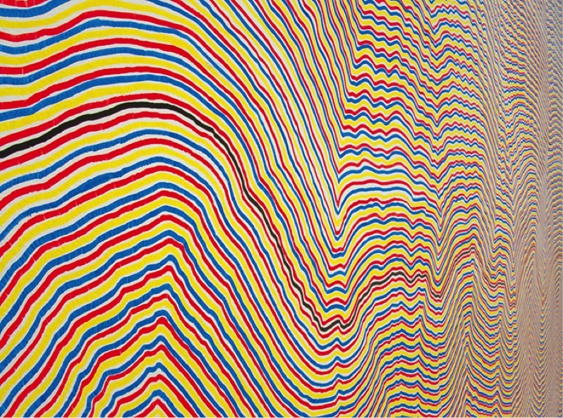 Lucinda Childs and Robert Storr:  Sol LeWitt and Beyond