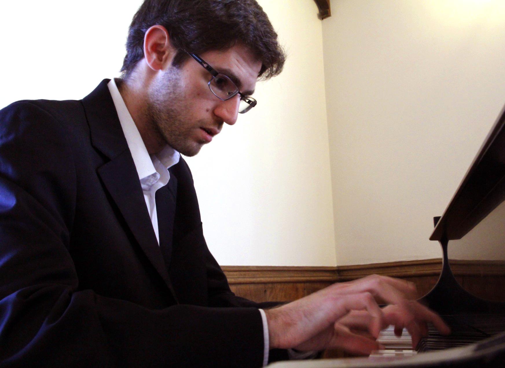 The Arts Arena Yale School of Music Recital, Yevgeny Yontov, piano