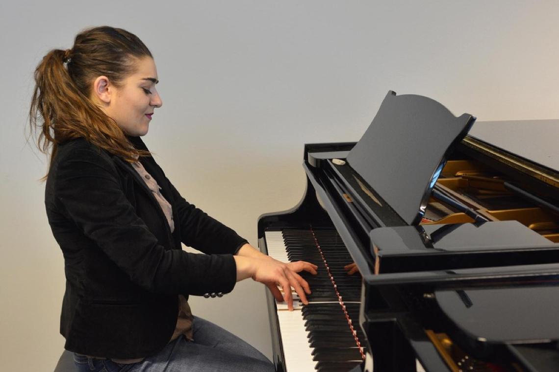 Orléans Concours International Piano Recital